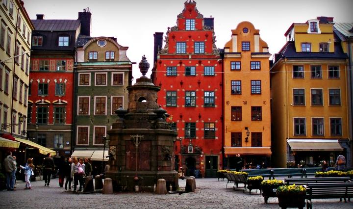 Resultado de imagen de Södermalm (Estocolmo):